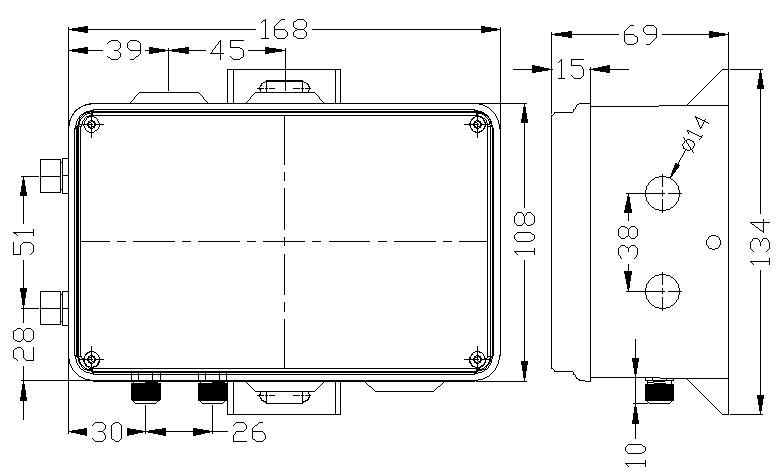 感应器电磁阀控制汽缸电路图